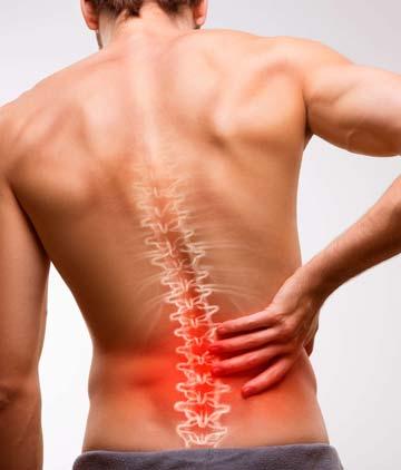 hỗ trợ điều trị đau mỏi lưng