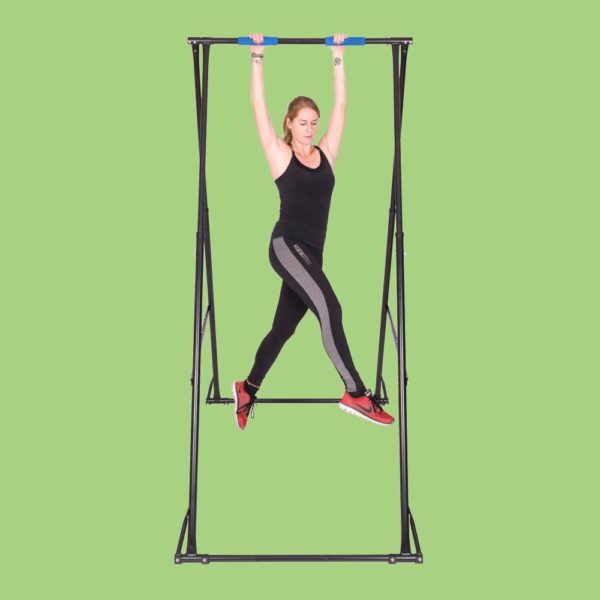 kt folding pull up aerial yoga stand