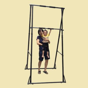 Mã hàng KT1.HT – Xà đơn xếp Khánh Trình hai tầng dành cho cả trẻ em và người lớn