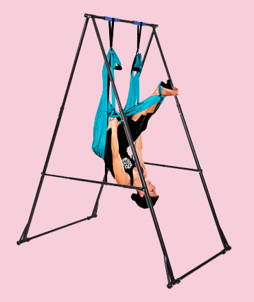 aerial yoga stand